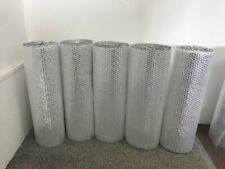 Hydroponics, Thermal insulation - Single Foil Bubble Insulation with tape option
