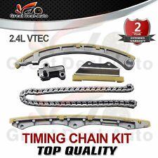 Timing Chain Kit fits Honda 2.4L VTEC Accord CR-V K24A4 K24Z1 for Acura K24A2