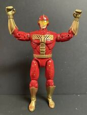 Tiger Electronics Talking Turbo Man WORKS LIGHTS SOUNDS 13.5 Jingle All The Way