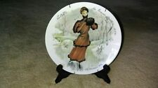 Collete La Femme Sportive 1890 Plate