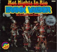 LP Frank Valdor - Hot Nights In Rio - mint-  Pais Tropical Bahia Delicado O Lele