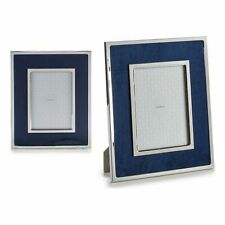 Portafotos Azul Terciopelo (1 x 28,3 x 23,3 cm)