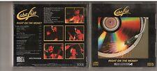Best Sounding Cabo Frio Right On The Money 1986 Japan CD MCA Zebra ZEBD5685