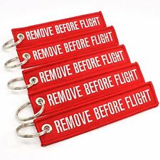 NEW Rotary13B1  Remove Before Flight Key Chain 5 Pack FREE SHIPPING