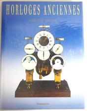 Clockmakers Clock Reference Book - Horloges Anciennes by Norbert Tieger
