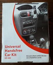 HF-600 Universal Hands Free Car Kit - New unused