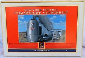 Lionel 6-18045 NY Central Commodore Vanderbilt 777 Locomotive and Tender MINT