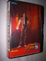 SNK Neo-Geo The King of Fighters 96 AES Japan USED