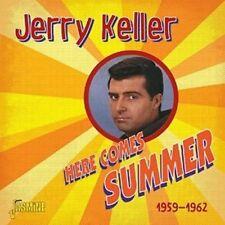 Jerry Keller - Here Comes Summer 1959-1962 [New CD] UK - Import