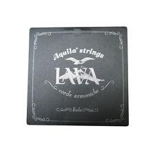 AQUILA UKULELE SUPER NYLGUT STRINGS LAVA SERIES - TENOR LOW G TUNING - 115U