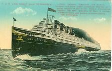 "Cleveland, OH C. & B. Line Great Ship ""SeeandBee"""