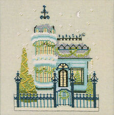 Cross Stitch Chart / Pattern ~ Nora Corbett The Victorian House #Nc282
