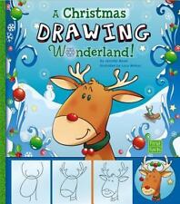 Holiday Sketchbook: Christmas Drawing Wonderland! by Jennifer M. Besel (2013,...