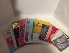 Assorted Sheet Masks Set 12pcs, Sheet Mask, Lip Mask, Undereye Mask