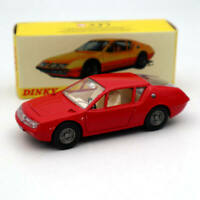 1:43 Atlas Dinky toys 1411 ALPINE RENAULT A310 Red Diecast Models Collection