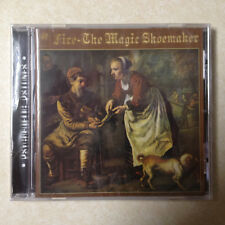 FIRE - MAGIC SHOEMAKER - BRAND NEW CD