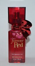 BATH & BODY WORKS FOREVER RED FINE FRAGRANCE MIST BODY SPRAY 3 OZ TRAVEL SIZE