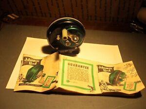 Vintage Johnson MOD 80 Sidewinder With Paperwork