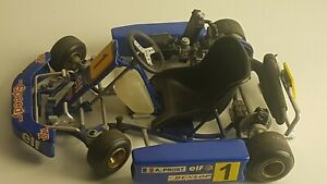 Karting N°1 Alain Prost Bercy 1993 solido 1/10