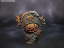 SPELLCROW Dyniaq Bust Painted PIRATE PUMPKIN JACKOLANTERN MINI RPG EFFIGY PDT
