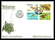GP GOLDPATH: BAHAMAS COVER 1984 FIRST DAY COVER _CV676_P08