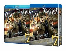 Harry Potter and the Deathly Hallows PART2 Collector's Edition 3 Disc Blu-ray