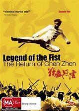 Legend of the Fist: The Return of Chen Zhen NEW R4 DVD