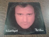 33 tours phil collins no jacket required