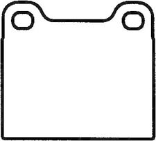 BENDIX RD31 DISC BRAKE PAD CERAMIC GLOBAL FRONT NEW  fits 75-77 Porsche 911