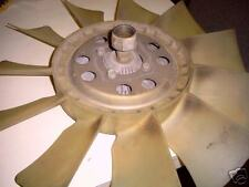01 FORD FAN CLUTCH AND BLADES