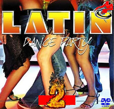 The Ultimate Latin Dance Party 2 -Non Stop Dj Video mix- Salsa/Merengue/Bachata
