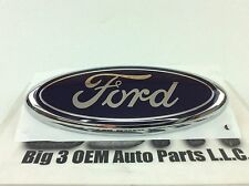 Ford Taurus Explorer Expedition Flex Edge Blue Oval Lift Gate Emblem new OEM