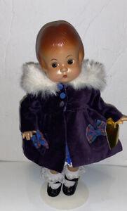 "Effanbee Reproduction Patsy Doll #76964-001 w/Wrist Tag 13"""