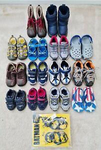 EUC & New Stride Rite Brand Names Baby Toddler Boy Shoes ≈ Size 4 - 10W - U Pick