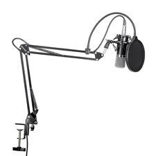 Neewer NW-700 Microphone + NB-35 Scissor Arm Stand +Shock Mount +Mask Shield USA