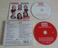 2 CD ALBUM HOHNER WENN NICHT JETZT WANN DANN 42 TITRES 2010