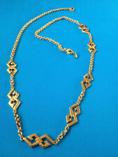 Vintage Collier Signé GIVENCHY / Costume Necklace