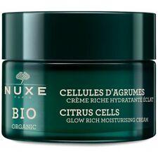 Nuxe Bio Organic Crème Riche Hydratante Éclat Cellules d'Agrumes 50ml