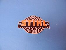 NAME PLATE TAG FOR STIHL CHAINSAW 015 020 031 041 042 045 048  056 070 090 08S