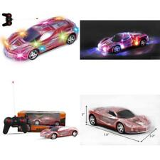 Light Up Rc Racing Car for Kids Boys & Girls w/ Spectacular Flashing Led Lights