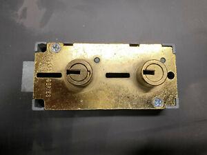 Sargent & Greenleaf 4540 Safe Deposit Lock
