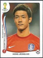 PANINI WORLD CUP 2014- #625-KOREA REPUBLIC-SOUTH KOREA-HONG JEONG-HO