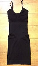Spanx 392 Slim Cognito Full Slip Black sz M MEDIUM NWOT underwire bra