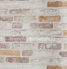 Papel de pared pintado Erismann BRIX 6703-11 Fondo de pantalla de Piedra piedra