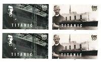 An Post (Ireland) Titanic Stamps Mint