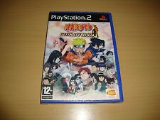 Naruto Ultimate Ninja Sony PS2 Español