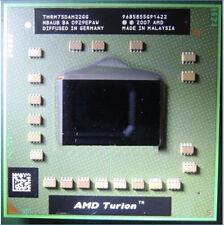 AMD Turion 64 X2 RM-75 RM75 TMRM75DAM22GG Socket S1 Mobile CPU Processor