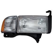 Dodge Ram Headlight Driver side 1994 1995 1996 1997 1998 1999 2000 2001 2002