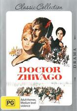 Doctor Zhivago (1965)  - DVD - NEW Region 4