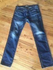 Acne Studios Men's Max True Dark Jeans 33 X 34 Excellent!